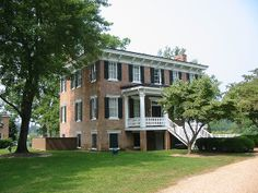 Lee Hall Manor House or Mansion is an Italianate plantation house built by Richard Decatur Lee between 1852 and 1859. After fewer than just three years occupancy, the Lee family was forced to leave the house in 1862 during the Civil War when it was appropriated as a Confederate headquarters by Generals Magruder and Johnston.  The house is now owned by the City of Newport News.   National Register of Historic Places 72001510