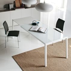 Tech Drive Extension Table & Cattelan Italia Tech Drive Extension Table | YLiving