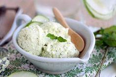 glace au concombre