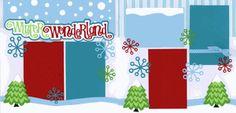 Winter Wonderland Page Kit
