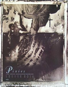 Surfer Rosa, from Pixies.  One of the greatest albums from the 80's, recorded by Steve Albini.