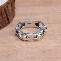 Vintage Sterling Silver Rings Classic Finger Rings Retro Jewelry For Women #classicalvintagejewelry