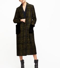31 Best Winter Coats: From Leopard Print to Military via @WhoWhatWearUK