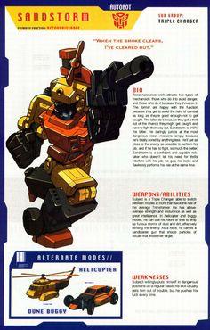 Transformers Universe - Gallery: G1 Sandstorm