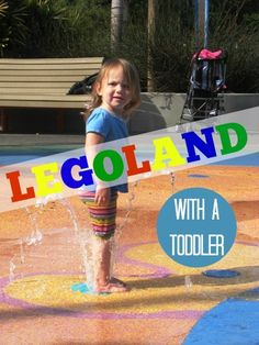 Legoland with a Toddler | Life as MOM