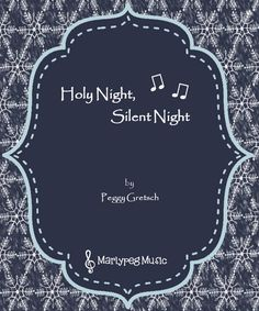"""Do you have a WINTER CONCERT coming up?  """"Holy Night, Silent Night """" a beautiful arrangement for elementary school choirs, offers a heartfelt partner song to the traditional """"Silent Night."""" The music, written in the key of A major, also provides a unique opportunity for your choir's lower voices to carry the melody, while the upper voices shine from above."""