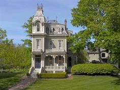 gothic houses in Maine - Yahoo Image Search Results