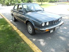 Car brand auctioned:BMW: 3-Series 1986 Car model bmw 325 sedan e 30 auto super low miles well maintained rocking stereo Check more at http://auctioncars.online/product/car-brand-auctionedbmw-3-series-1986-car-model-bmw-325-sedan-e-30-auto-super-low-miles-well-maintained-rocking-stereo/