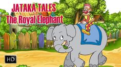 #Jataka #Tales - Royal #Elephant - #ShortStories for #Kids - #Animation #Cartoon #StoriesforKids - #KidsStories
