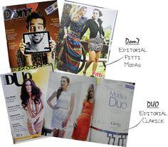 Revista em parceria, Jaraguá do Sul e Joinville!