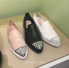Miu Miu RM1,730 💝 it? Order now. Once it's gone, it's gone! Just WhatsApp me +44 7535 715 239. We are at Bicester Village (luxury designer fashion).  Last orders 11:45pm ⏰ Malaysia time.  See other items 👉🏾 #L2KLbv #L2KLbv #L2KLbv, or contact me now on WhatsApp for anything you are searching for.