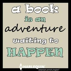 How many adventures a good book can take you on!