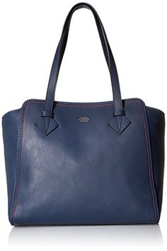 Vince Camuto Petra Tote Top Handle Bag, Dress Blue, One Size -- Be sure to check out this awesome product.