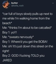 Potential catcall story turned wholesome