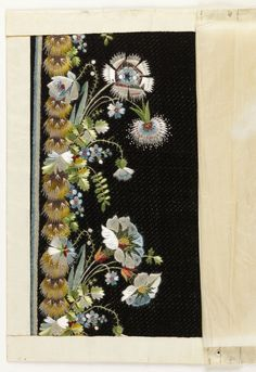 18th Century Embroidery Techniques - Google Search