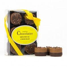 martins chocolatier mousse au chocolat milk chocolate 6 pack main