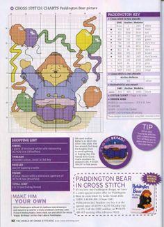 The world of cross stitching 100 август 2005