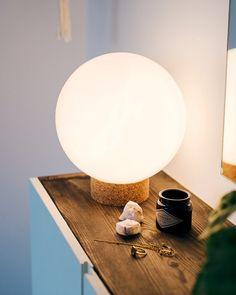 lampe diy boule