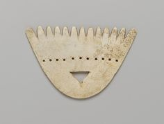 Shell Plaque (Barava) | Solomon Islander | The Met