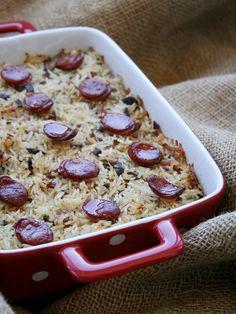 portuguese duck rice (arroz de pato)