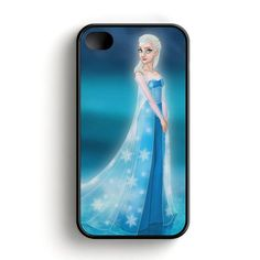 Disney Frozen Princess Elsa iPhone 4 4S Case