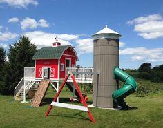 Farmhouse Playground