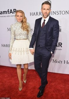 The beginning: On Wednesday morning, The Proposal star gushed over wife Blake to Entertain...