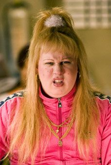 Vicky Pollard - Little Britain. No but yeah but no but yeah..., lol
