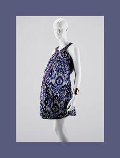 MATERNITY presentation mannequins #FemaleMannequins #whitesculpture #pregnantfashion