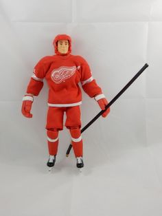 """Playmates NHL PRO ZONE 1998 Collectors Series Sergei Fedorov 12"""" Action Figure #Playmates"""