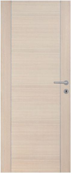 Porte intérieure contemporaine chêne mix déco insert wengé pastel blanc mat Deco, Decor, Tall Storage, Door Design, Tall Cabinet Storage, Home, Storage, Home Decor, Storage Cabinet