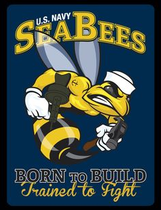 US Navy Seabees - Born to Build, Trained to Fight! Navy Tattoos, Black And Grey Tattoos, 3d Tattoos, Tattoo Black, Tattoo Ink, Sleeve Tattoos, Tatoos, Go Navy, Navy Mom