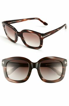 Tom Ford 'Christophe' 53mm Sunglasses