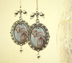 Marie Antoinette Earrings