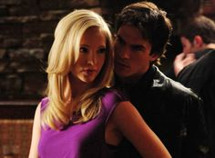 The Vampire Diaries Crazy Fan Theory: Will Caroline and Damon Hookup?!  http://www.wetpaint.com/vampire-diaries/articles/2014-01-22-theory-caroline-damon-hookup-season-5 | The Vampire Diaries