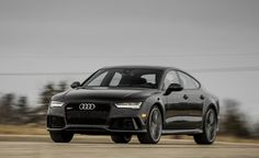 "Tested: This 605-hp #Audi RS7 has ""performance"" in the name, and boy, they weren't kidding"