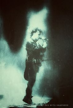 Robert Smith. Tweaked by kev with snapseed.