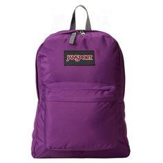 9dbba5598a36 JANSPORT BLACK LABEL SUPERBREAK BACKPACK- Vivid Purple Jansport Superbreak  Backpack