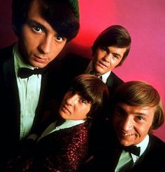 The Monkees.  I'm heartbroken. :-( I grew up watching reruns of the Monkees on tv, skated around the garage to their music with my best friend, and my mom took me to see them in concert for their 30 year reunion tour for my 16th birthday. I've always been a huge Monkees fan...they were a huge part of my childhood.  My heart goes out to his family and the other Monkees...RIP Davy. :-(