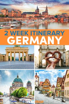 Plan the ultimate two weeks in Germany with this two week Germany itinerary. A Germany travel guide will help you plan your visit to Berlin, Munich and Nuremburg as well as seeing the city and countryside sights and things to do in Germany to make the most of your trip | germany travel destinations things to do | germany travel destinations cities | germany travel destinations bucket lists | germany travel itinerary | germany 2 week itinerary