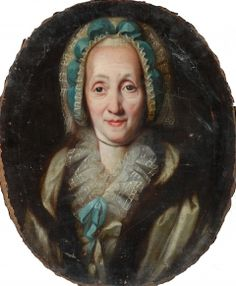 Portrait of a Lady    Size: 56.2 x 46.2 cm.    Artist / Maker: Painter - Unknown    Place: France    Object Type: oil on canvas    Period: c.1780    Century: 18th century    Materials: Oil, Canvas    Museum Accession Number: B.M.854
