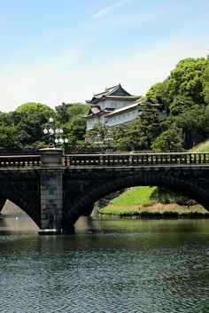 Kōkyo (皇居), or the Tokyo Imperial Palace, is the main residence of the Emperor of Japan.