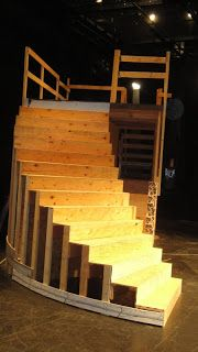 Curved Staircase By Tim Mahoney