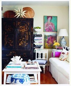 How To Decorate Around (And On Top Of) Tall Furniture - Emily A. Clark
