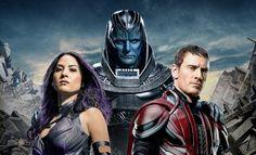 Veja Como Ficou o Primeiro Poster de X-Men: Apocalipse
