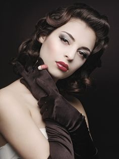 Portrait - Old Hollywood Style
