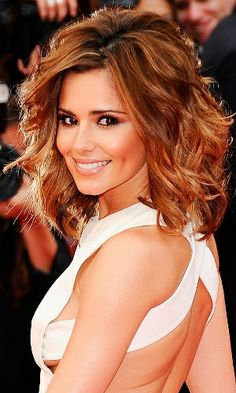 Cheryl+Cole+Red+Hair | Cheryl Cole Hair - Cheryl Cole Hairstyles