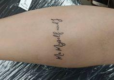 @westend_tattoo #westendtattooandpiercing #tattoo #arm tattoo #text tattoo #font tattoo #tetoválás #alkar tetoválás #kis tetoválás #small tattoo #felirat tetoválás Text Tattoo, Budapest, Piercing, Ale, Tattoos, Tatuajes, Piercings, Ale Beer, Tattoo