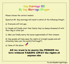 Made by and originally posted on http://www.facebook.com/GayMarriageOregon