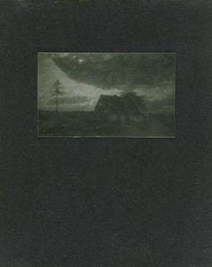František Drtikol - Sans titre, 1901-1907